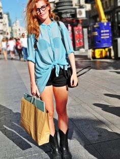 lifebehavior Outfit   Verano 2012. Cómo vestirse y combinar según lifebehavior el 10-6-2012