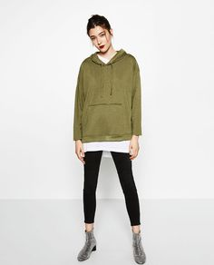 OVERSIZED SWEATSHIRT - Available in more colours