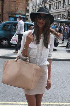 London Street Style July 2013