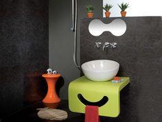 Eğlenceli Banyo Tasarımları...