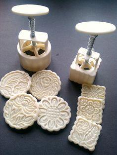Mooncake Molds