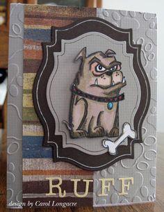 Our Little Inspirations: Rrruffff!!!