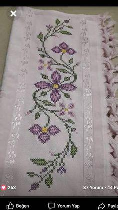 Pillow Embroidery, Crochet Bedspread, Cross Stitch Rose, Cross Stitch Patterns, Crafts, Design, Bath Towels & Washcloths, Cross Stitch Owl, Embroidery Patterns Free