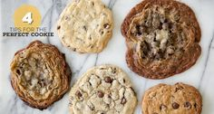 4 Tips for Perfect Cookies - use butter, make cookie balls with small ice cream scoop, then frig or freezer. Don't thaw and bake.