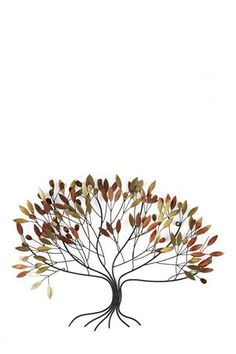 Buy Metal Tree Wall Plaque from the Next UK online shop Woodland Living Room, Metal Tree, Tree Wall, Interior Design Tips, Next At Home, Wall Plaques, Home Accessories, Buy Metal, Uk Online