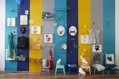 The Land of Nod Spring 2015 Collection Showroom.