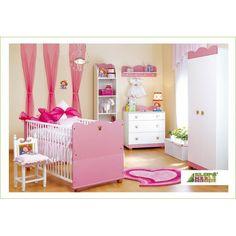 Girls room ideas 2017 - Home Decor Girls Room Paint, Girl Room, Girls Bedroom Furniture, Bedroom Decor, Small Dressing Table, Small Room Bedroom, Bed Room, Kids Room Design, Toddler Bed