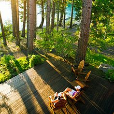 37 best cabin getaways   The Lodge at Suttle Lake, Sisters, OR   Sunset.com