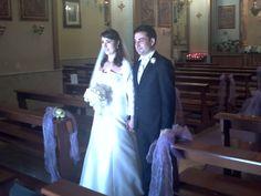 Amerigo e Daniela sposi