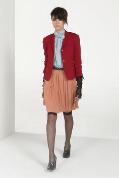 Diane von Furstenberg Pre-Fall 2012 Collection Slideshow on Style.com