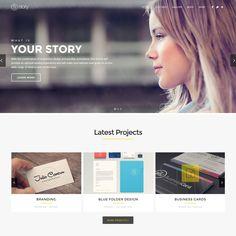 Story – Creative WordPress Theme | Best WordPress Themes 2014