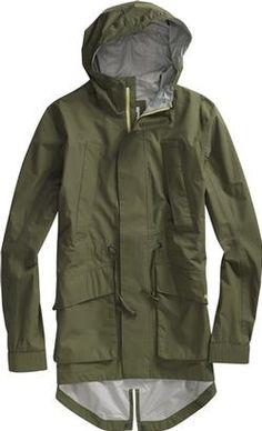 Burton Ladies Rain Jacket - I need this for this stinkin' rain in Seattle!