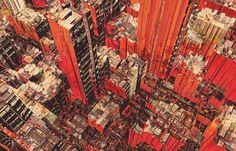 """Hace un par de añosAtelier Olschinskytrabajó en esta serie de increíbles ilustraciones bajo el simple nombre de """"Ci..."""