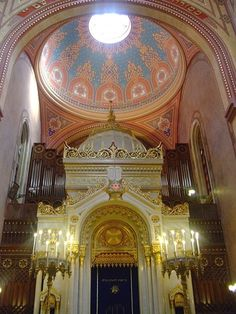Dohany Synagogue, Budapest Hungary