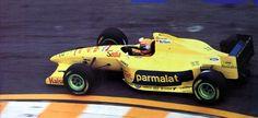 1995 Forti FG01 - Ford (Roberto Moreno)