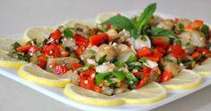 Patlıcan Salatası Tarifi | Kadınca Tarifler - Kadınlar İçin Özel Paylaşımlar - Yemek Tarifleri