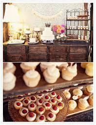 rustic sweet table - Buscar con Google