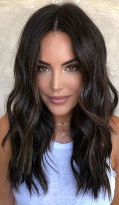 Best Hair Colours To Look Younger : Chocolate Mocha