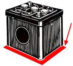 Tapis de protection d'acide de batterie