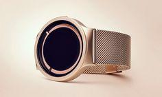 NEW: ZIIIRO Watch - Eclipse Metallic - Rose Gold - SHOP IT HERE: http://twistedtime.com/ziiiro-watch-eclipse-metallic-rose-gold.html
