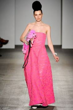 Isaac Mizrahi Fall 2011 Ready-to-Wear Collection Photos - Vogue