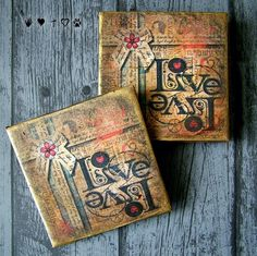 New range of decoupage coasters added today. Multiple designs, available in singles, pairs or sets of 4.