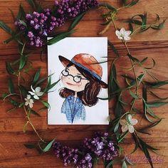 Замечательные работы от Nastya Danilyuk Basic Painting, Sketch Painting, Watercolor Sketch, Sketchbook Inspiration, Art Sketchbook, Painting Inspiration, Art And Illustration, Watercolor Paintings For Beginners, Human Drawing