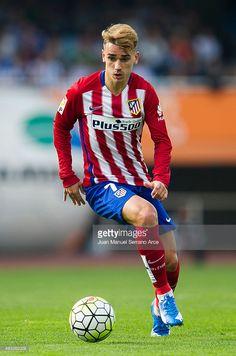 Antoine Griezmann, forward, Atletico Madrid, France