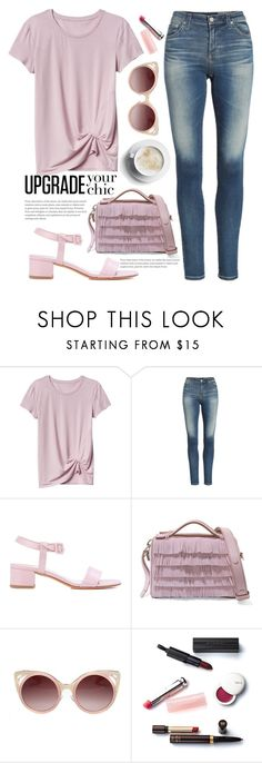 """""""Pink Parade in Coffee Shop"""" by ayiarundhati ❤ liked on Polyvore featuring AG Adriano Goldschmied, Maryam Nassir Zadeh, Tod's, WithChic, Christian Dior, contest, CoffeeDate and pilyvoreeditorial"""
