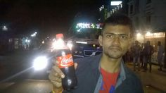 #IAmHappy with my coca cola