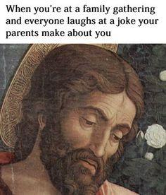 go ahead, laugh