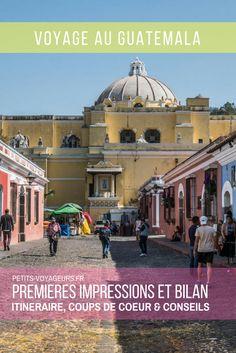 Retour sur mes 5 semaines de voyage au Guatemala et au Belize. Découvre mon itinéraire, mes premières impressions et mes coups de coeur !
