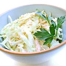 Kalorisnål coleslaw - http://www.mytaste.se/r/kalorisn%C3%A5l-coleslaw-11898491.html