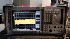 Rohde & Schwarz / FSP-13 RF Spectrum Analyzer 9K to 13.6GHz / After-sales repair #RohdeSchwarz