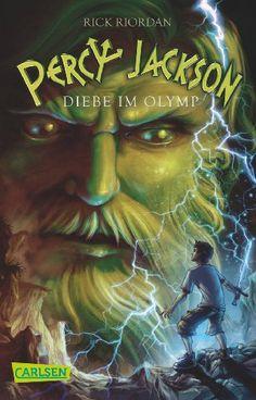 Percy Jackson, 1: Diebe im Olymp von Rick Riordan