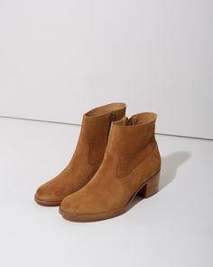 A.P.C. Ankle Boot   La Garçonne