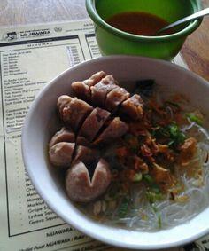 Mijawara Meat Ball   Bakso super Mijawara  @miehijaujawara