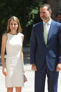 Princess Letizia - Spanish Royals Attend the Journalism Awards