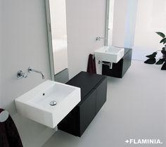 Linee/Lines ACQUAGRANDE - G.Cappellini - R.Palomba, 1997  #Ceramic #Design #Bathroom