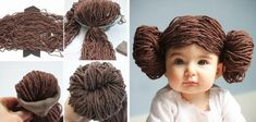 Carnival Costumes, Baby Costumes, Baby Princess, Princess Leia, Halloween Treats, Fall Halloween, Star Wars Crafts, Leia Star Wars, Star Wars Kids