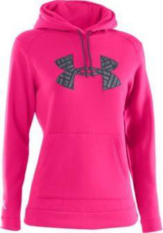 Under Armour® Women's Tackle Twill Hoodie #CabelasForACure