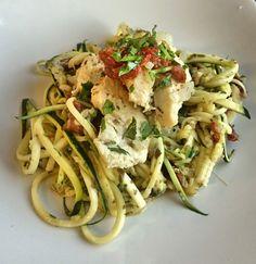 Pesto Pasta - WeightWise