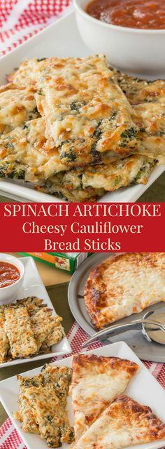 Spinach Artichoke Ch