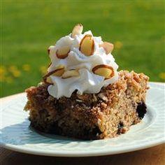 Huckleberry Cake Recipe - Allrecipes.com