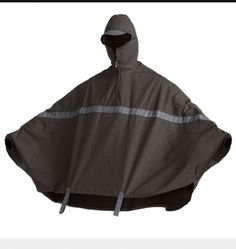 The Oxford Cape was re-created in London by a team of fashion designers who are also avid cyclists. The group mastered the art of cutting and stitching in Savile Row, the renowned London street of be. Oxford, Biking In The Rain, Brooks England, Rain Cape, Rain Poncho, Bike Wear, Out Of The Closet, Rain Gear, Cycling Outfit
