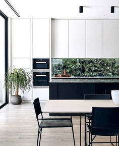 A Healthy Lifestyle Begins in a Stylish Kitchen - Jessica Elizabeth Learn how your healthier lifestyle starts from your kitchen design Home Decor Kitchen, Kitchen Furniture, New Kitchen, Awesome Kitchen, Kitchen Floor, Kitchen Dining, Modern Furniture, Kitchen Ideas, Furniture Design