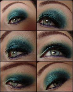 'Waternymph' vs. 'Dali' - Magimania - Beauty Blog http://www.magi-mania.de/in-meinem-jungsten-video-mit-meinen/