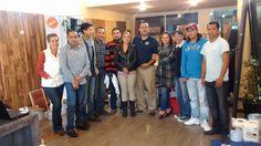 Una vez mas se llevó a cabo un seminario de la gama de productos Bona con ProPisos en Metepec Edo. De México, concluyendo con éxito! Muchas gracias !!!!