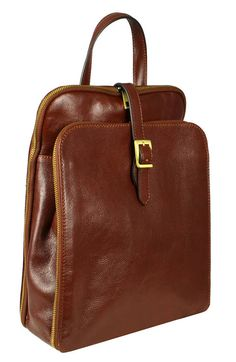 863 Best Leather Backpack images  3dd67f9c9a2aa
