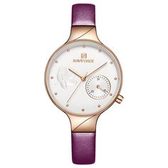 product name: Fashion quartz women's watches model: product style: casual style crowd: women waterproof: watch band: leather watch diameter: Simple Watches, Elegant Watches, Casual Watches, Luxury Watches, Women's Watches, Watch Model, Quartz Watch, Fashion Watches, Watch Bands